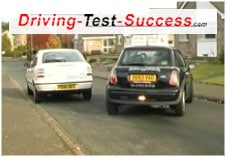 Learner Driver Video | Reverse Parallel Parking | Pass Your Test