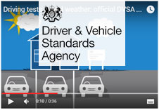 DVSA Driving Test Explained Video