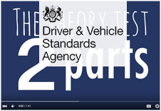 DVSA Driving Theory Test Explained Video
