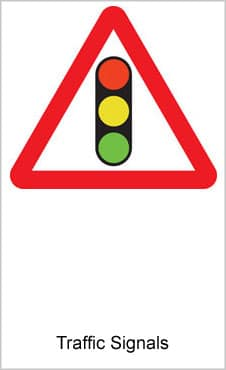 UK Road Signs Traffic Signals