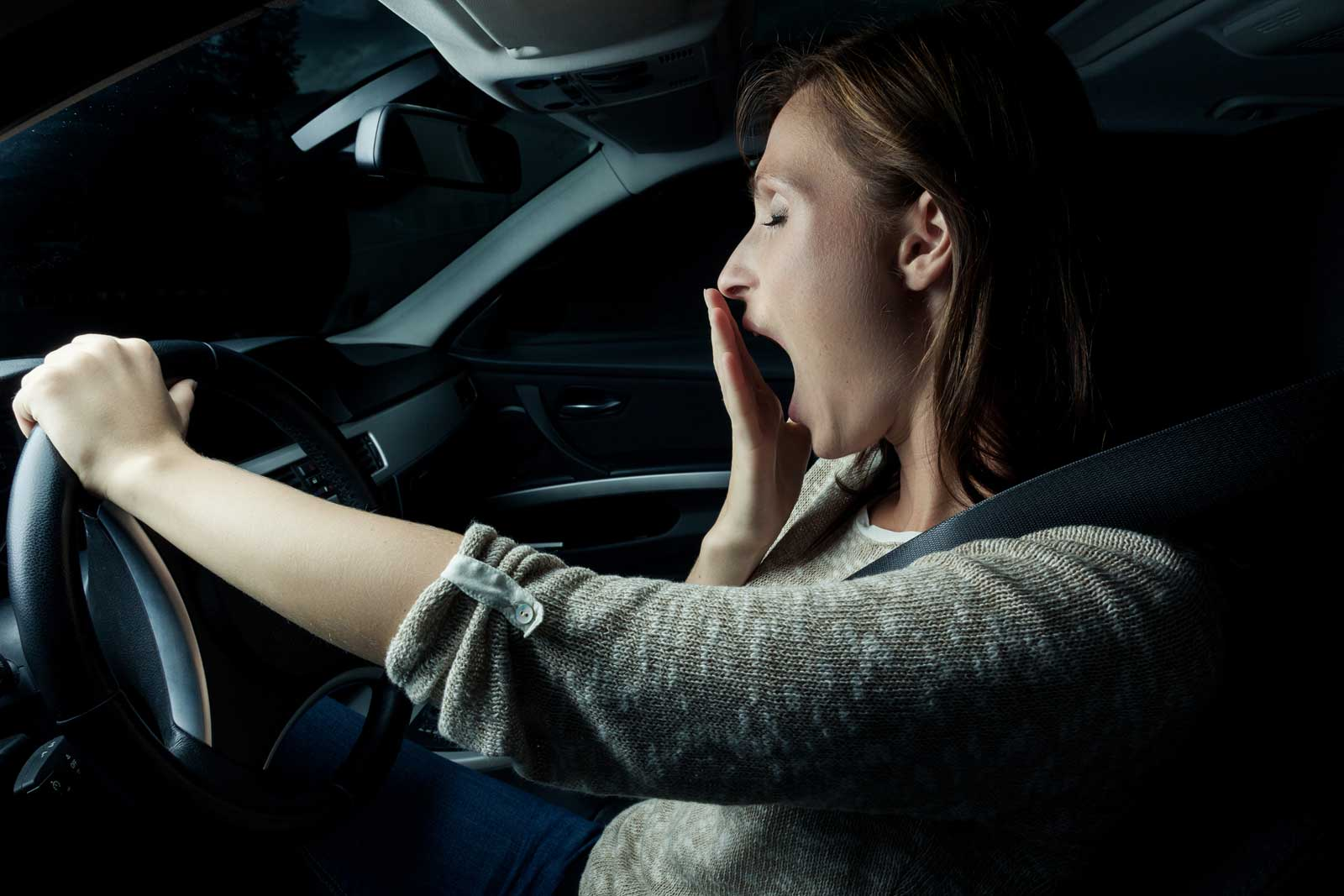 Driving at Night - Help for Learner Drivers.